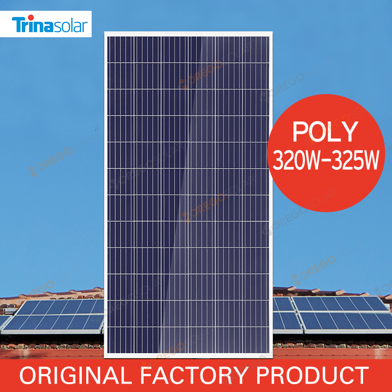 Great profermance and high efficiency Trina solar panels 320w-325w for home use